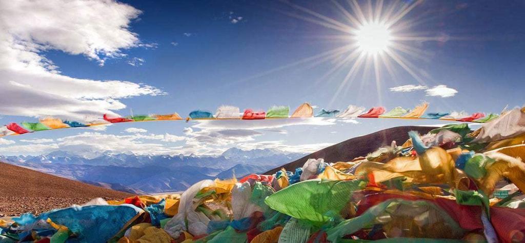 Himalaya magnesium Tibetaanse plateau