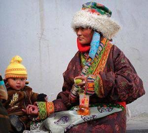 Tibet tour 2 Himalaya magnesium