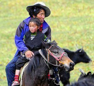 Tibet tour 1 Himalaya magnesium