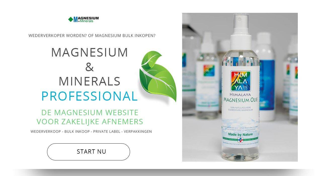 magnesiumchloride bulk kopen