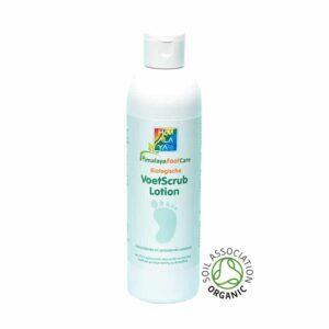 Himalaya magnesium voetscrub lotion
