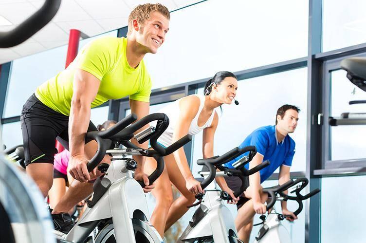Himalaya magnesium en sport in sportschool