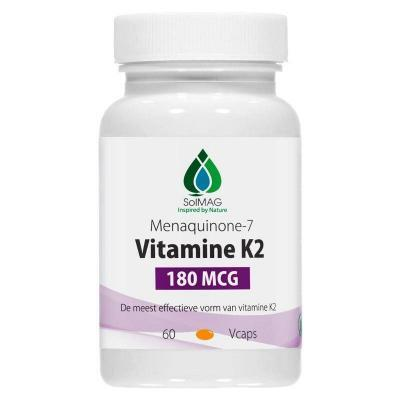 Vitamine K2 – 180 mcg hoge dosering