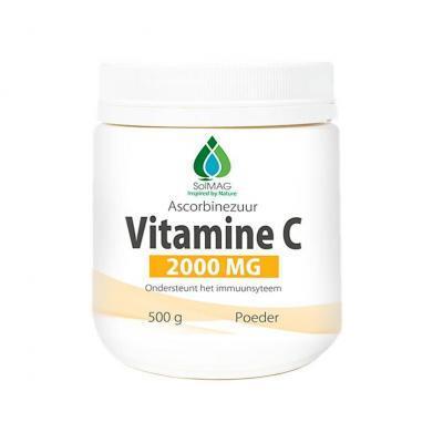 Vitamine C poeder – Ascorbinezuur