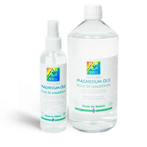 De Beste Magnesium Olie Himalaya Magnesium