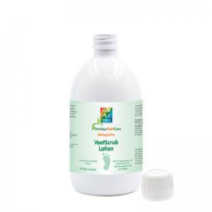 Himalaya magnesium voetscrub lotion 500 ml